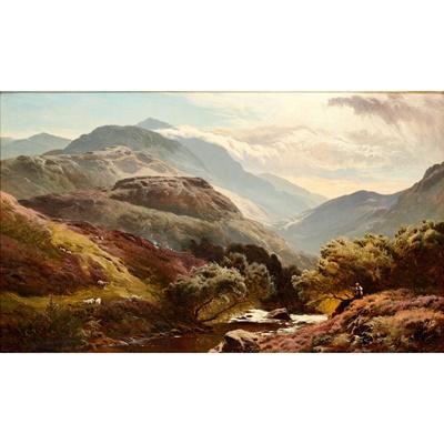 Lot 48 - SIDNEY RICHARD PERCY (BRITISH 1821-1886)