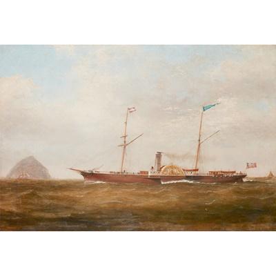 Lot 40 - WILLIAM CLARK OF GREENOCK (SCOTTISH 1803-1883)