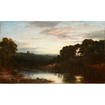 Lot 38 - WILLIAM BEATTIE-BROWN R.S.A. (SCOTTISH 1831-1909)