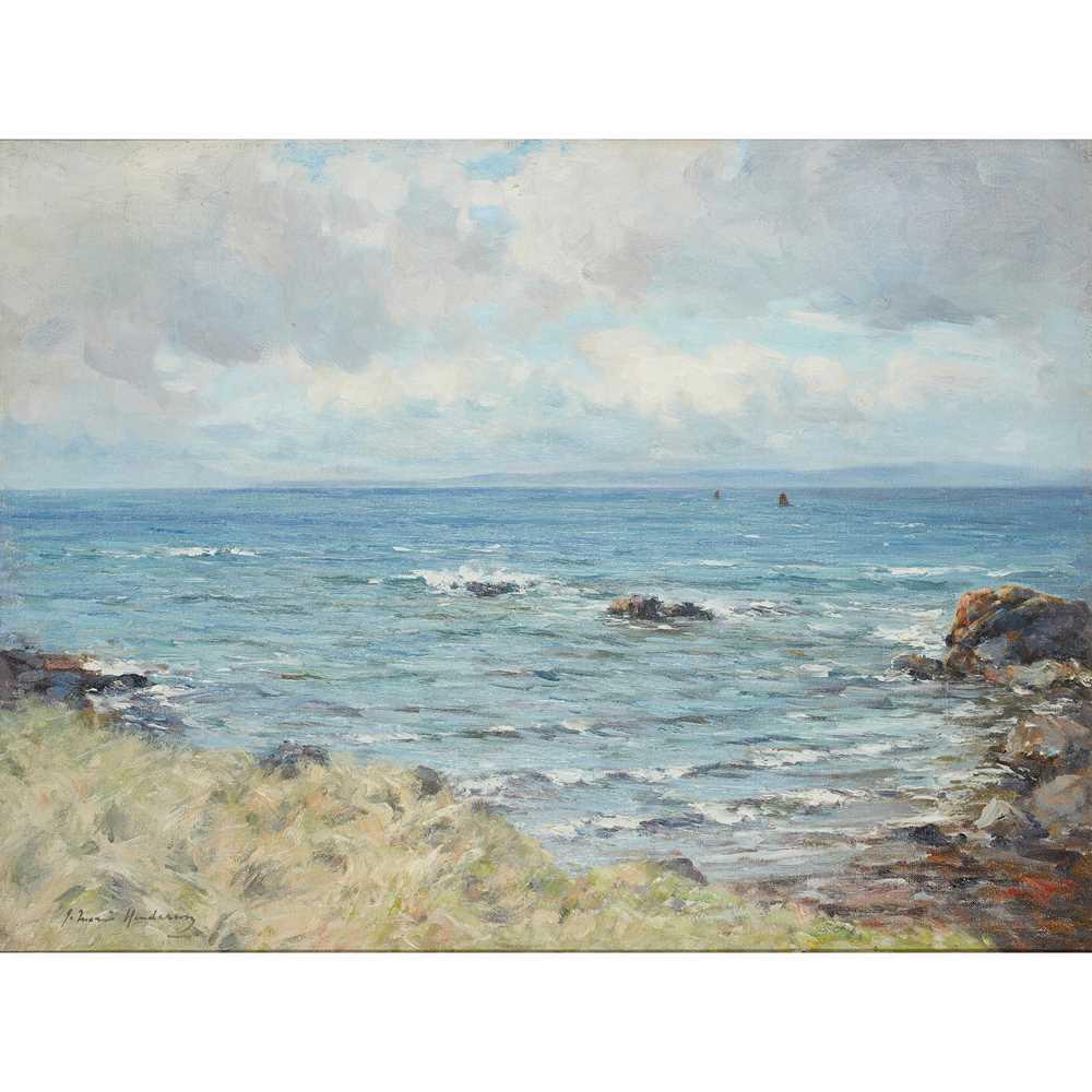 Lot 25 - JOSEPH MORRIS HENDERSON (SCOTTISH 1863-1936)