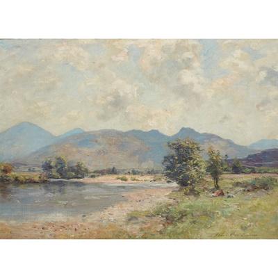 Lot 70 - JOHN HENDERSON (SCOTTISH 1860-1924)