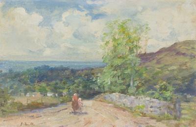 Lot 55 - JOSEPH MORRIS HENDERSON R.S.A (SCOTTISH 1864-1936)