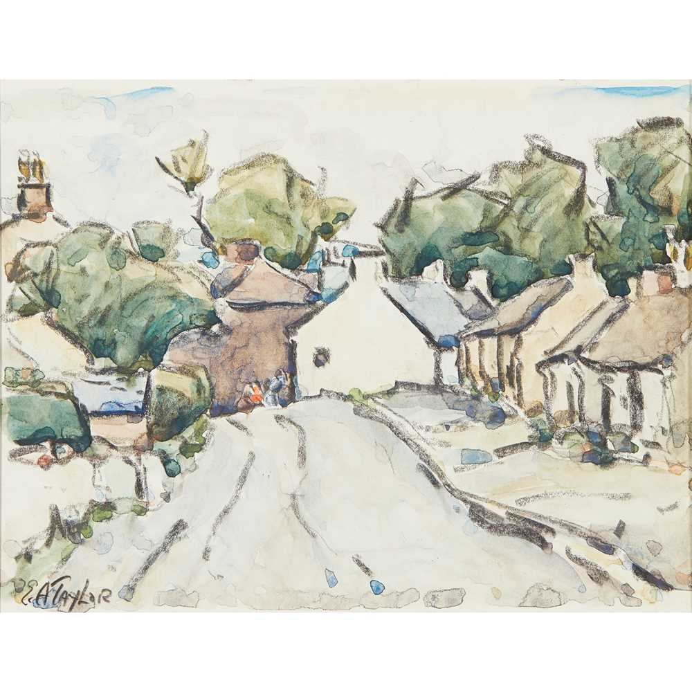 Lot 66 - ERNEST ARCHIBALD TAYLOR (SCOTTISH 1874-1951)