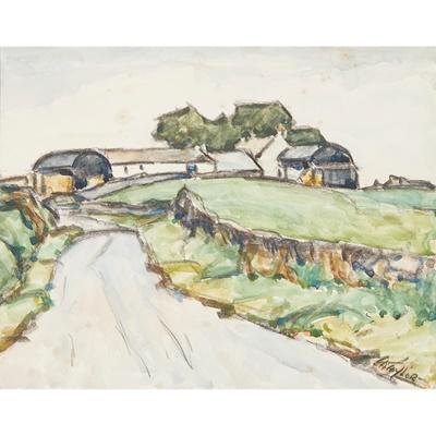 Lot 65 - ERNEST ARCHIBALD TAYLOR (SCOTTISH 1874-1951)
