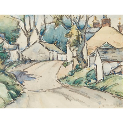 Lot 67 - ERNEST ARCHIBALD TAYLOR (SCOTTISH 1874-1951)