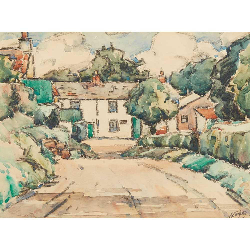Lot 64 - ERNEST ARCHIBALD TAYLOR (SCOTTISH 1874-1951)