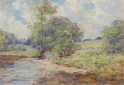 Lot 57 - JOSEPH MORRIS HENDERSON R.S.A (SCOTTISH 1864-1936)