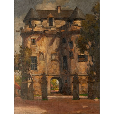 Lot 54 - JOHN GUTHRIE SPENCE SMITH R.S.A (SCOTTISH 1880-1951)