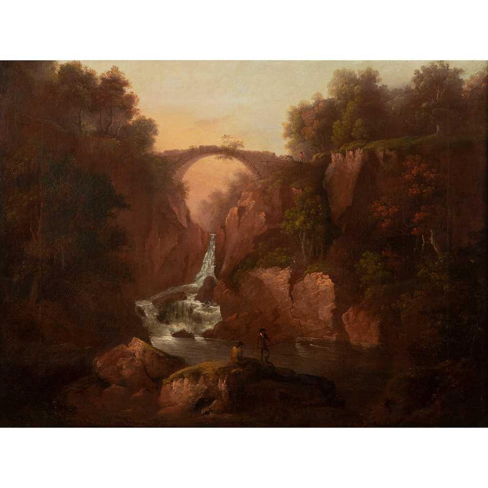Lot 19-ALEXANDER NASMYTH (SCOTTISH 1758-1840)