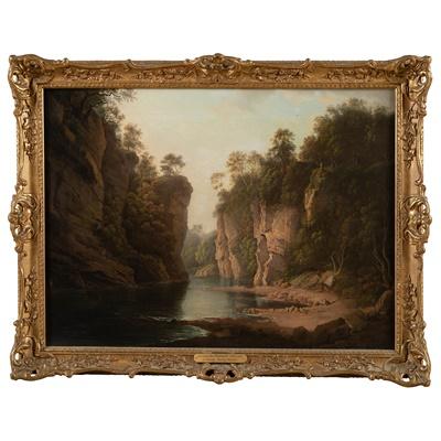 Lot 17-ALEXANDER NASMYTH (SCOTTISH 1758-1840)