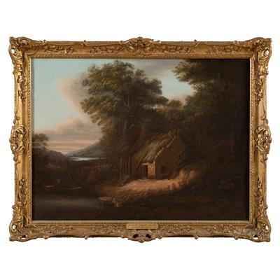 Lot 18-ALEXANDER NASMYTH (SCOTTISH 1758-1840)