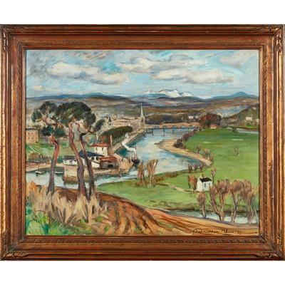 Lot 90 - JOHN MACLAUCHLAN MILNE R.S.A (SCOTTISH 1886-1957)