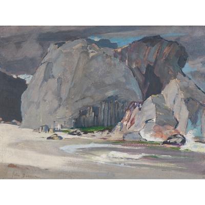 Lot 80 - JOHN MCKIRDY DUNCAN (SCOTTISH 1866-1945)
