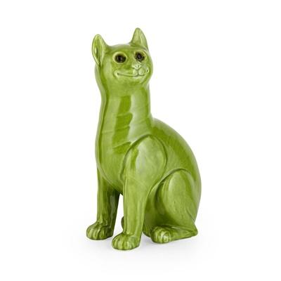 Lot 88 - A WEMYSS WARE CAT