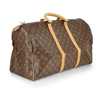 Lot 170 - A keepall travel bag, Louis Vuitton