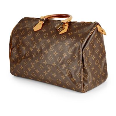 Lot 173 - A Speedy 35 handbag, Louis Vuitton