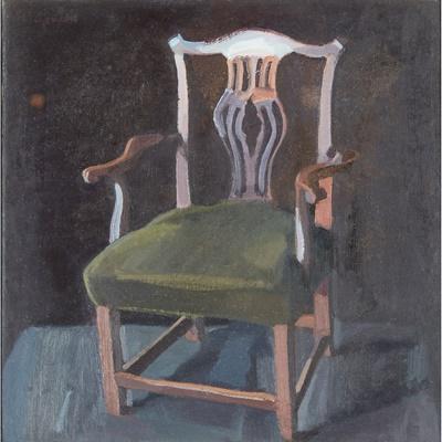 Lot 97 - ALEXANDER GOUDIE (SCOTTISH 1933-2004)