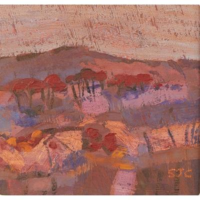 Lot 33 - STEPHEN J. CARRUTHERS (SCOTTISH B.1958)