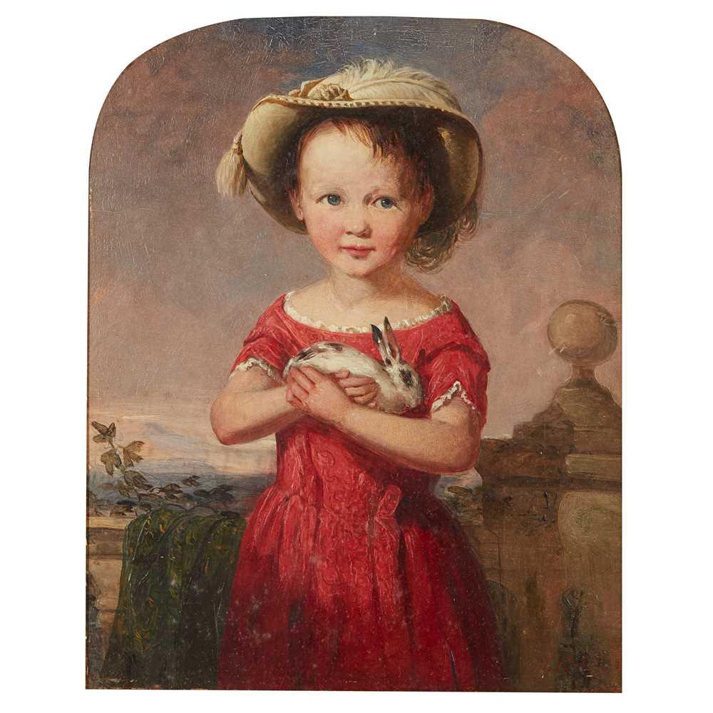 Lot 41 - JAMES EDGAR (BRITISH 1819-1876)