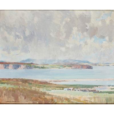 Lot 147 - STANLEY CURSITER C.B.E., R.S.A., R.S.W (SCOTTISH 1887-1976)