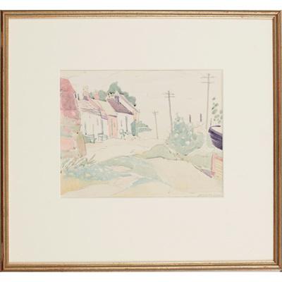 Lot 391 - JESSIE MARION KING (1875-1949)
