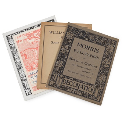 Lot 111 - MORRIS AND CO.