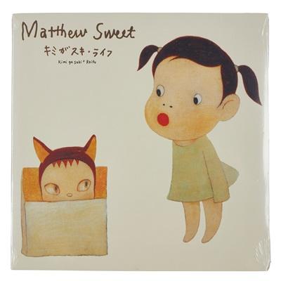Lot 107 - YOSHITOMO NARA (JAPANESE B.1959) X MATTHEW SWEET (AMERICAN B.1964)