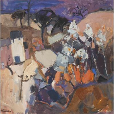 Lot 21-SHEILA MACNAB MACMILLAN (SCOTTISH B.1928)
