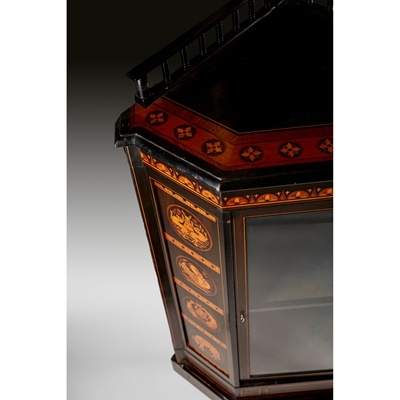 Lot 83 - ATTRIBUTED TO CHRISTOPHER DRESSER OR JOHN MOYR SMITH, POSSIBLY FOR COX & SONS, LONDON