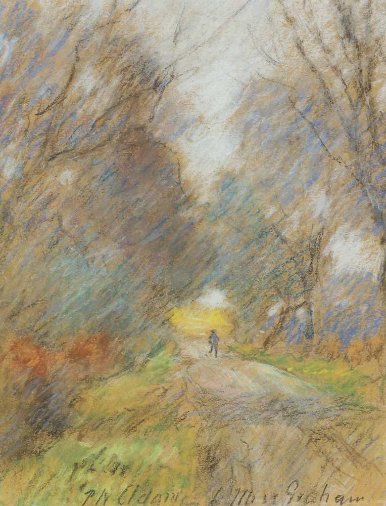 Lot 14-PATRICK WILLIAM  ADAM  R.S.A (SCOTTISH  1854-1929)