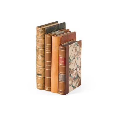 Lot 177 - 4 volumes, comprising