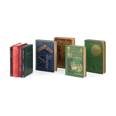 Lot 175 - 19th Century Magic, 8 volumes, comprising