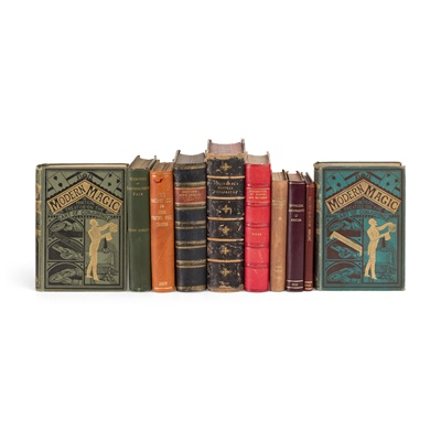 Lot 173 - 19th Century Magic and related, 10 volumes, comprising