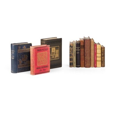 Lot 174 - 19th Century Magic and related, 12 volumes, comprising