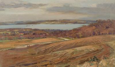 Lot 115 - JOHN CAMPBELL MITCHELL R.S.A (SCOTTISH 1862-1922)