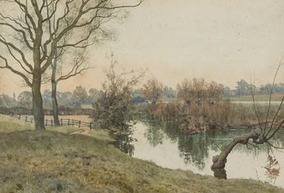 Lot 69 - WILLIAM FRASER GARDEN (BRITISH 1856-1921)