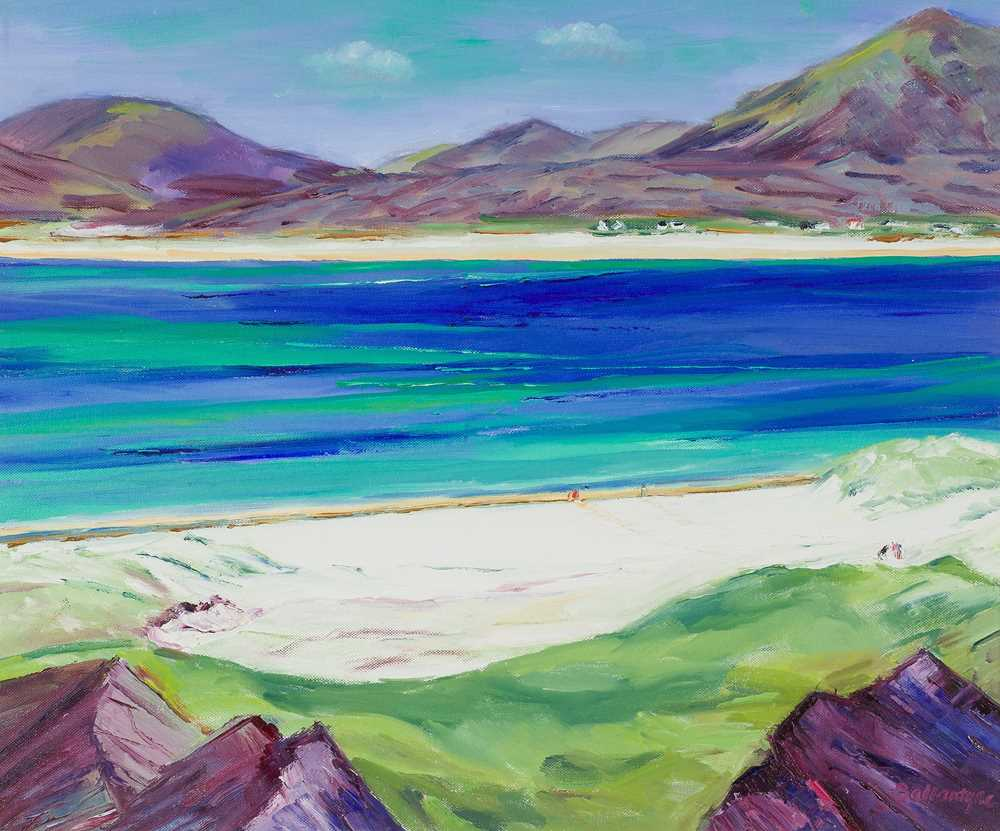 Lot 7-MARGARET BALLANTYNE S.A.A.C. (SCOTTISH B.1936)