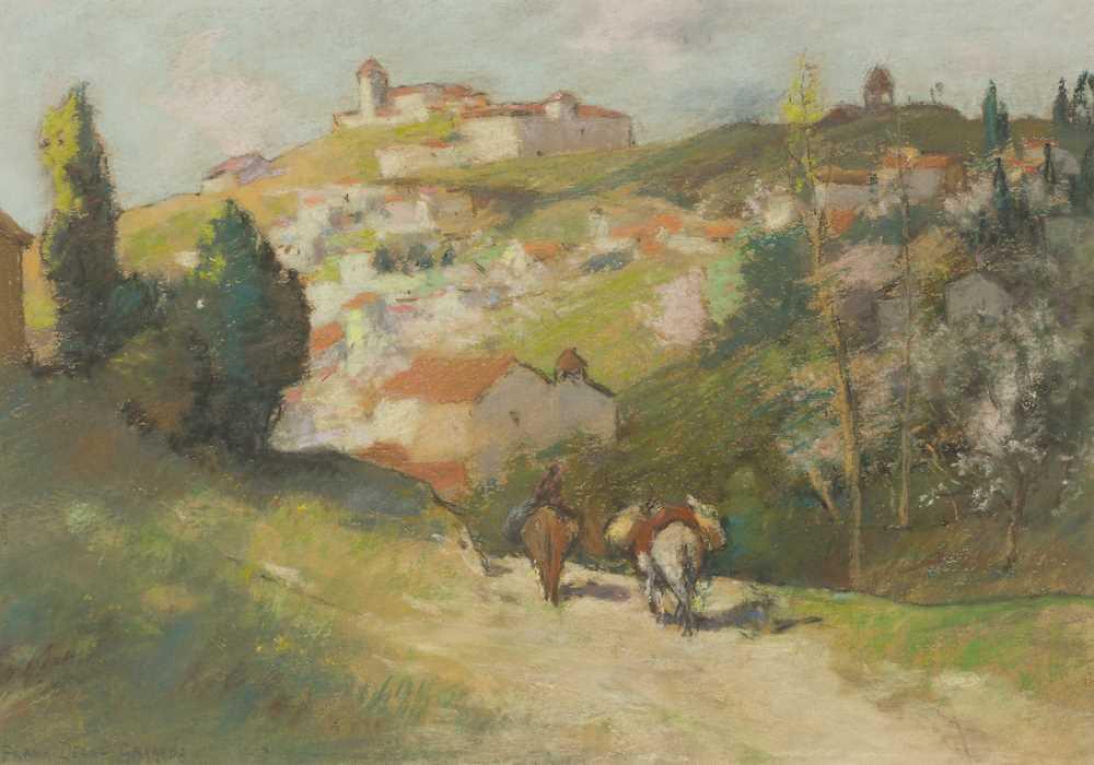 Lot 110 - FRANK DEAN (BRITISH 1865-1907)