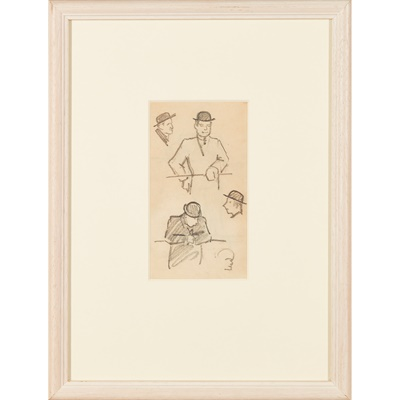 Lot 195 - MARGARET MORRIS (SCOTTISH 1891-1980)