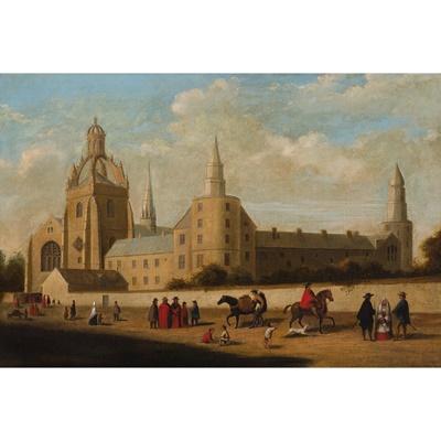 Lot 185 - 18th CENTURY SCOTTISH SCHOOL