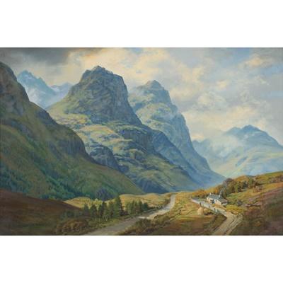 Lot 73 - GEORGE MELVIN RENNIE (SCOTTISH 1874-1953)