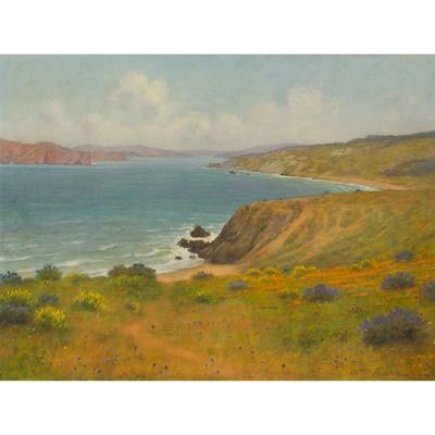 Lot 426 - WILLIAM BARR (SCOTTISH/AMERICAN 1867-1933)