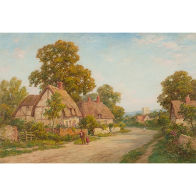 Lot 130 - THERESA SYLVESTER  STANNARD  (BRITISH 1898-1947)
