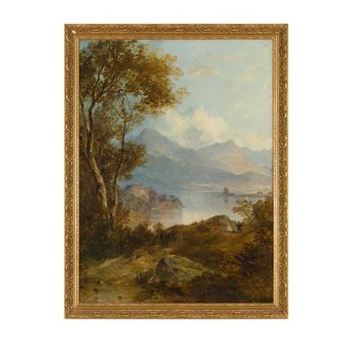 Lot 45 - HORATIO MCCULLOCH R.S.A. (SCOTTISH 1805-1867)