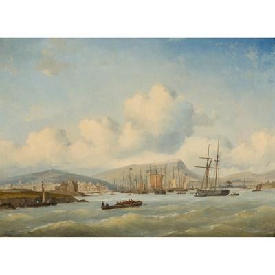 Lot 10 - ARY PLEIJSIER (DUTCH 1809-1879)