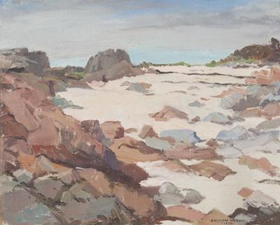 Lot 52 - DOROTHY NESBITT (SCOTTISH 1895-1971)