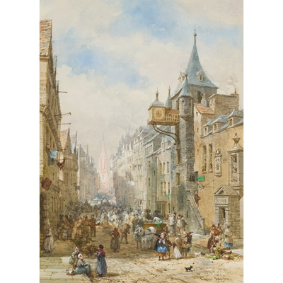 Lot 137 - LOUISE RAYNER (BRITISH 1829-1924)