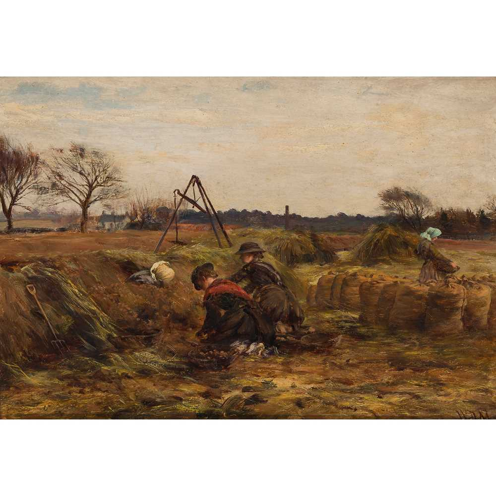 Lot 123 - WILLIAM DARLING MCKAY R.S.A. (SCOTTISH 1844-1924)