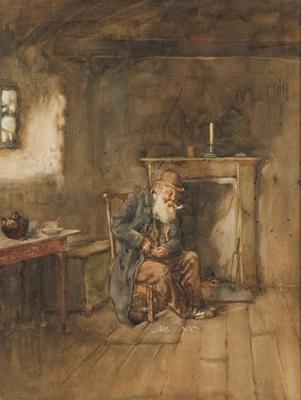 Lot 126 - JOHN SHIRREFFS (SCOTTISH 1890-1937)