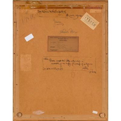 Lot 16-SIR WILLIAM  RUSSELL FLINT  P.R.A., P.R.W.S., R.S.W., R.O.I., R.E. (SCOTTISH  1880-1969)